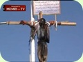 Crucifixion of a Spy..Le Crucifiement d'un Espion