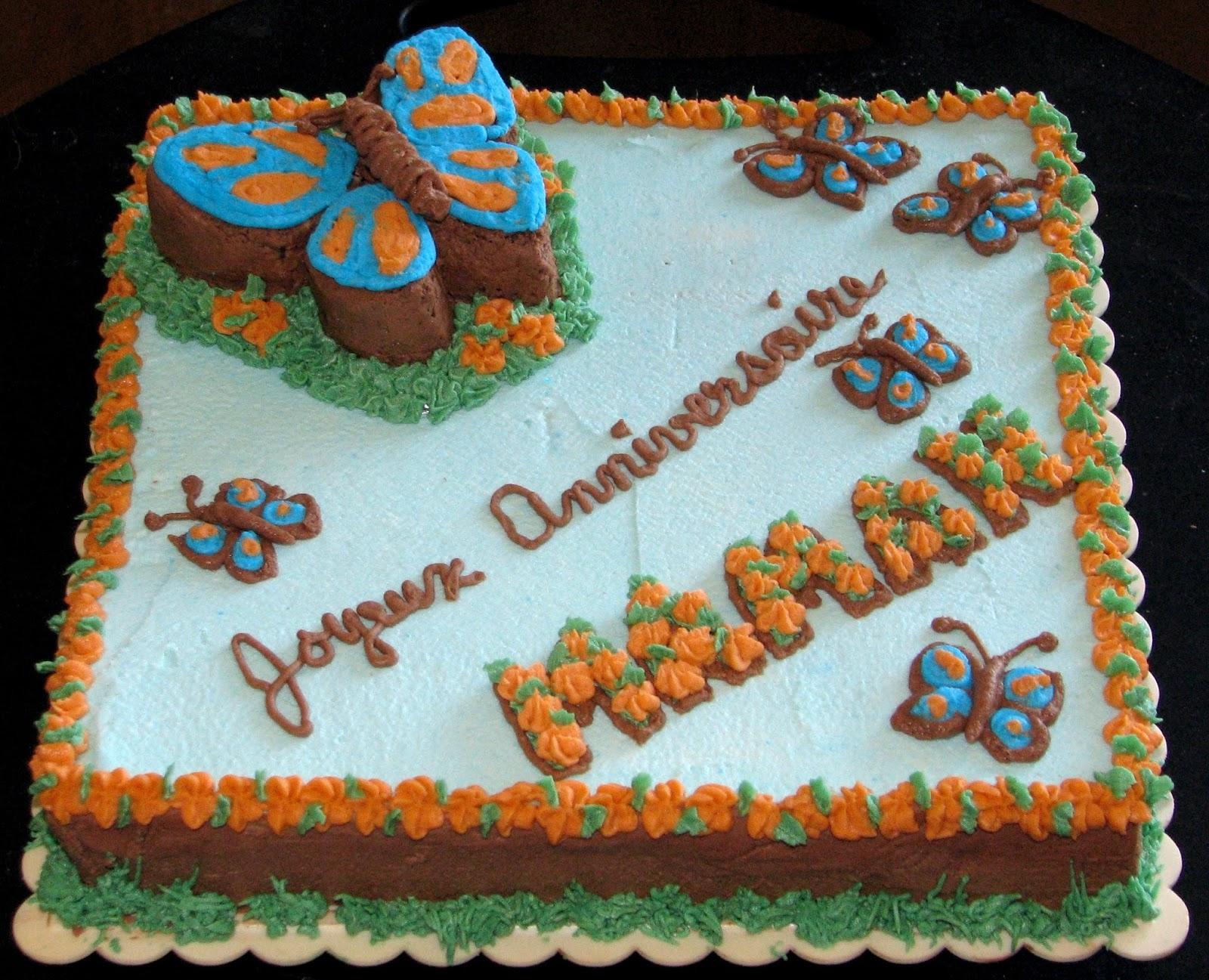 Cakes Sandra 3