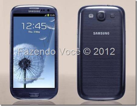 Galaxy s3 é o melhor smartphone do brasil