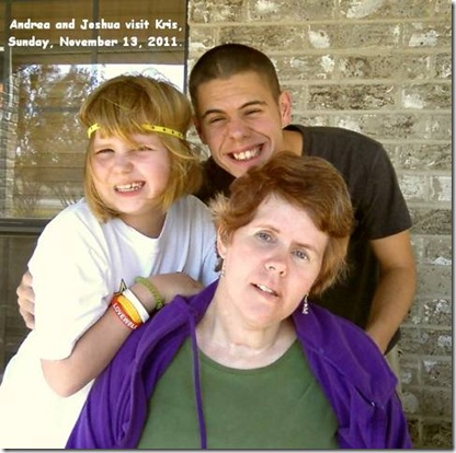 Kris, Andrea, Joshua 11-13-2011