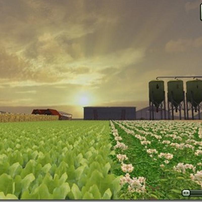 Farming simulator 2013 - Central Kansas