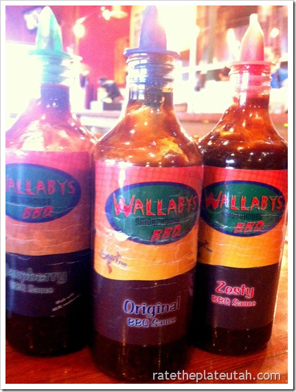 Wallabys Barbecue Sauces