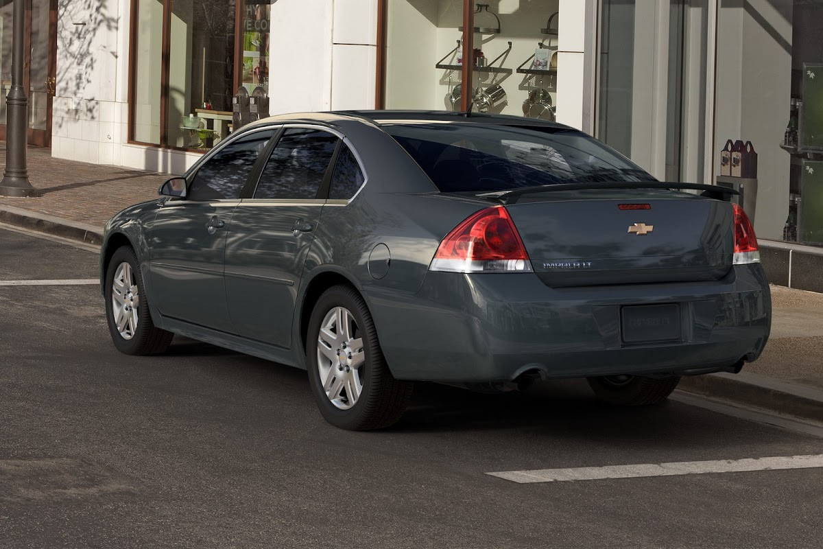 old chevrolet impala offered a life extension for another year