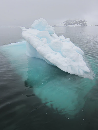 An interesting iceberg.