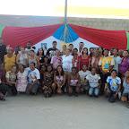 Festa de um ano da implantação da Obra da Infância e Adolescência Missionária - Valéria