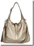 Gucci Metallic Leather Shoulder Bag