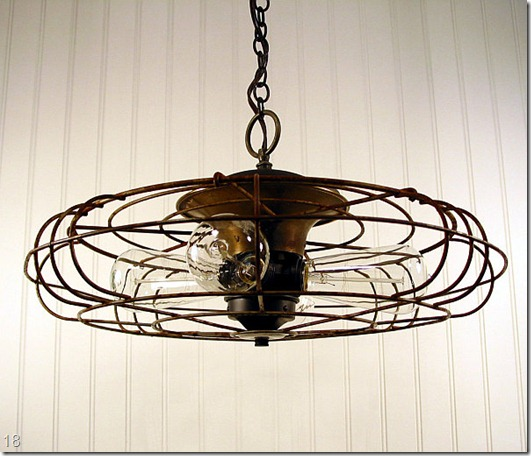 Vintage-fan-upcycle-light-fixtures