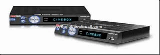 VIDEO - CINEBOX LEGEND HD IKS IPTV CINEBOX -  27.07.2014