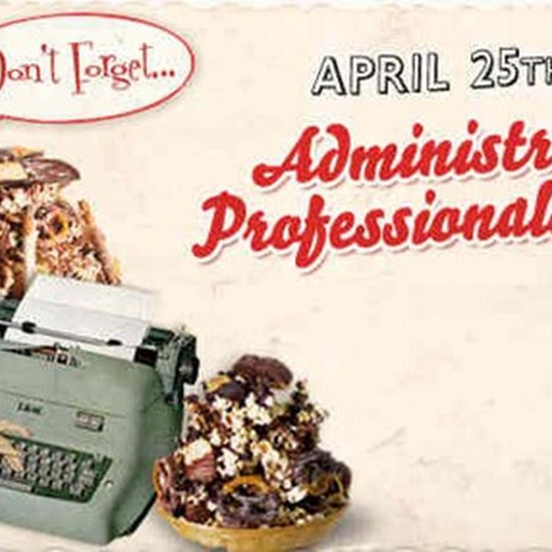 Día del Personal Administrativo