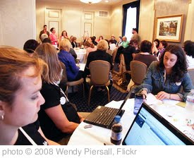 'BlogHer 08 Conference' photo (c) 2008, Wendy Piersall - license: http://creativecommons.org/licenses/by/2.0/