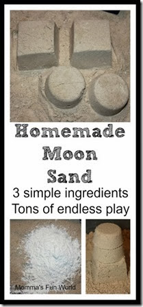 own moon sand