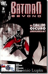 P00003 - Batman Beyond   - DanCasM