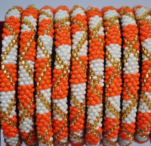 Rollover Red Series Bracelets