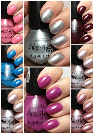 Nicole by OPI CVS Exclusives