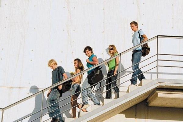 Πρόγραμμα Φιλοξενίας Φοιτητών για την Ενωση της Ευρώπης (AEGEE) στην Κεφαλονιά