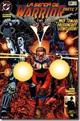 P00201 - 199  Guy Gardner Warrior