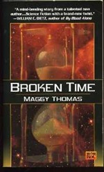 broken time - maggy thomas