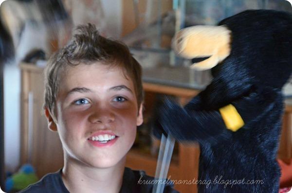 Christophers 14. Geburtstag - Überraschung