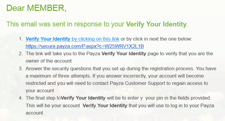 Hack Payza, hati-hati!