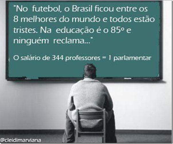 A realidade no Brasil