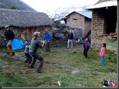 Peru - Lares volleyball