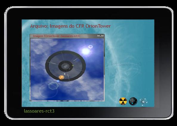 OrionTower Raumpatrouille Orion Imagem (AreaORG) lassoares-rct3
