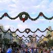 Magic Kingdom - Main Street USA Decorations