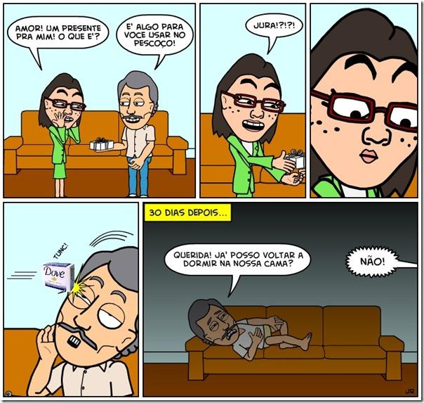 Edison - 0341 - Falta de senso de humor feminino