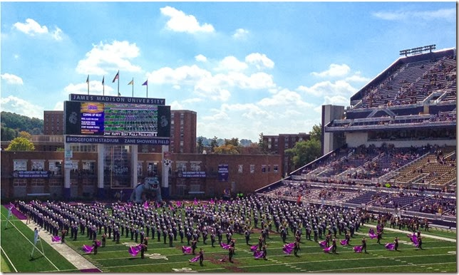JMU Marching Band