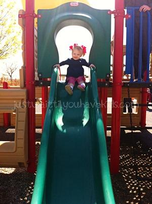 Park Slide Tillie