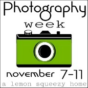 Photography Week Button, Green 2