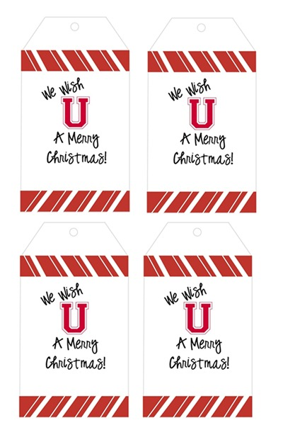 Wish U Christmas Tags obSEUSSed