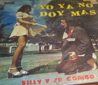 Billy y su combo  yo ya no doy mas  f