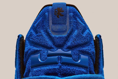 nike lebron 11 nsw sportswear ext blue suede 5 08 Nike LeBron XI EXT Blue Suede Drops on April 10th for $200