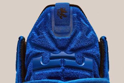nike lebron 11 nsw sportswear ext blue suede 5 08 Nike LeBron XI EXT Blue Suede Drops on April 10th for $200