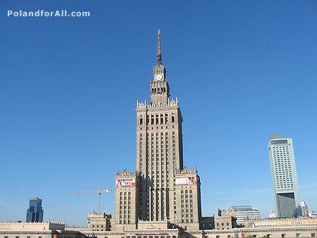Imagini Polonia: Palatul Culturii Varsovia