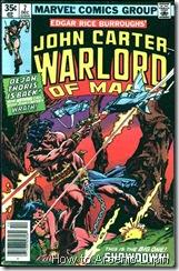 P00007 - John Carter Warlord of Ma