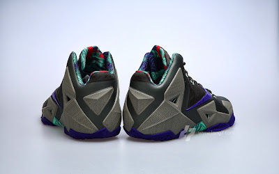 nike lebron 11 gr terracotta warrior 2 05 Upcoming Nike LeBron XI Terracotta Warrior in Full Detail