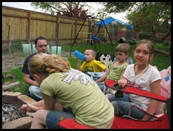 Backyard Fun 010 (Medium)