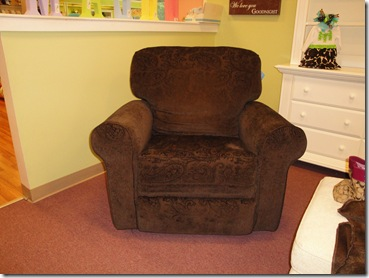 1.  Chair