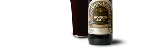 image of Wookey Jack Black India Pale Ale courtesy of the brewery
