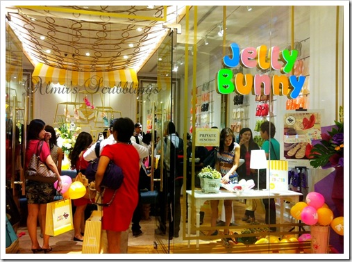 jelly bunny klcc - front