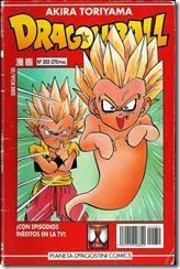 P00021 - Dragon Ball Nº203 por Pep