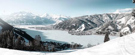 Zell Am See - Kaprun iarna