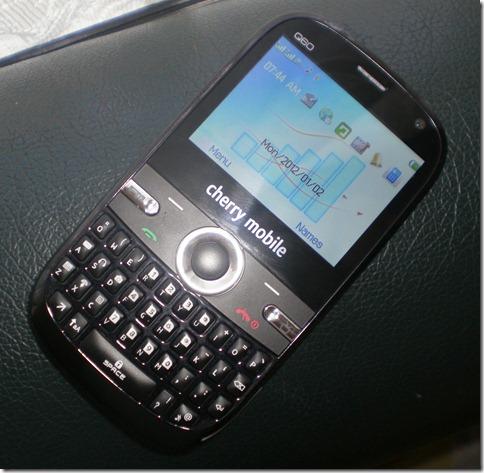 Cherry Mobile Q60 Tryo