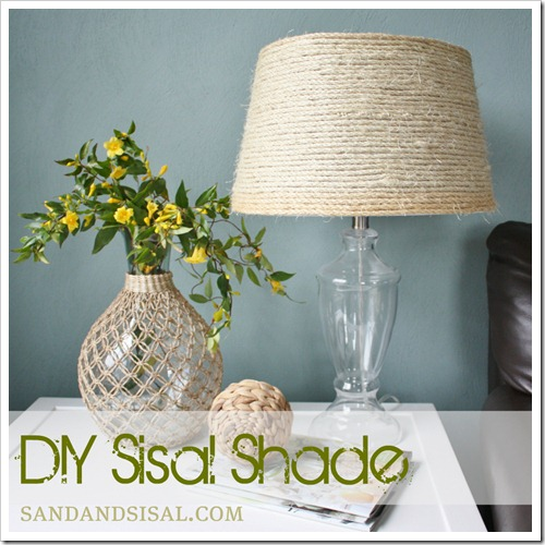 Diy sisal shade sand and sisal diy sisal shade aloadofball Image collections
