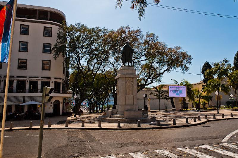 23. Фотопрогулка по улицам города. Улочки. Фуншал. Мадейра. Португалия. Круиз на Costa Concordia.
