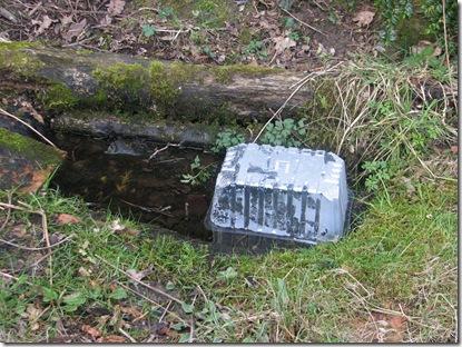 20130415 Metre pond trap