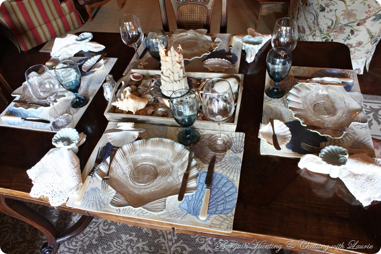 Summer Table-Bargain Hunting with Laurie