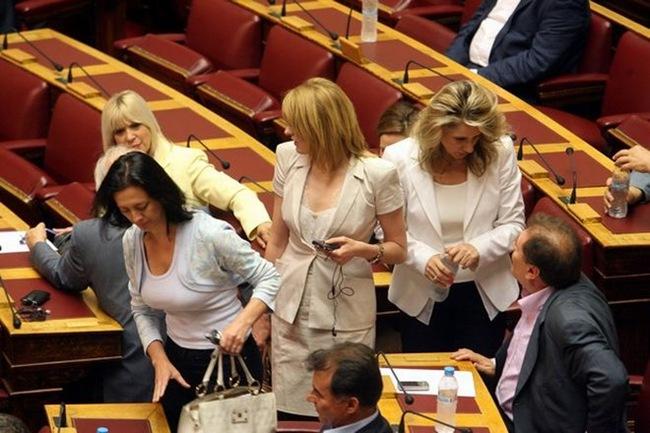 20% η συμμετοχή των γυναικών στη νέα Βουλή